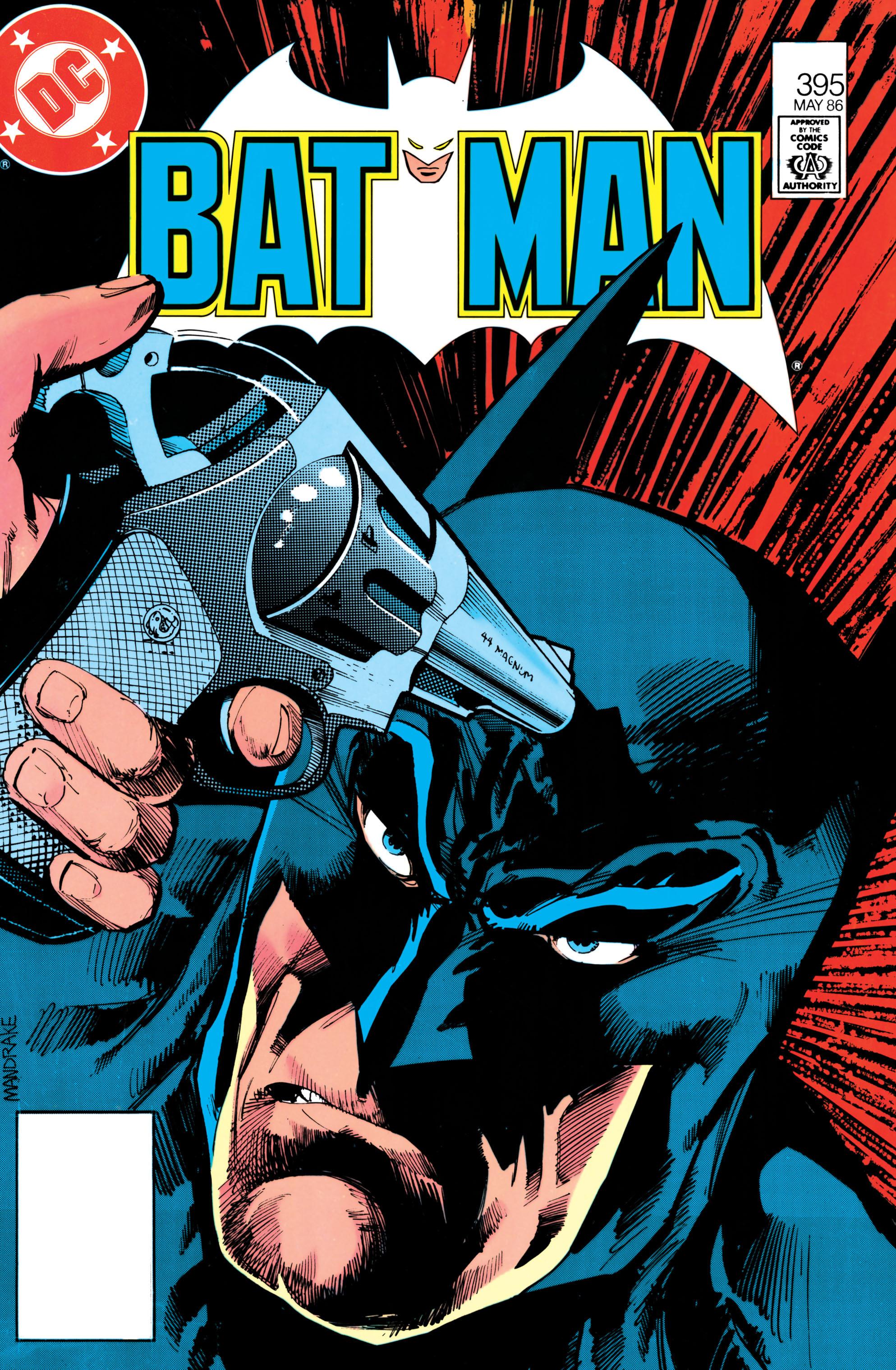 Batman (1940) 395 Page 1