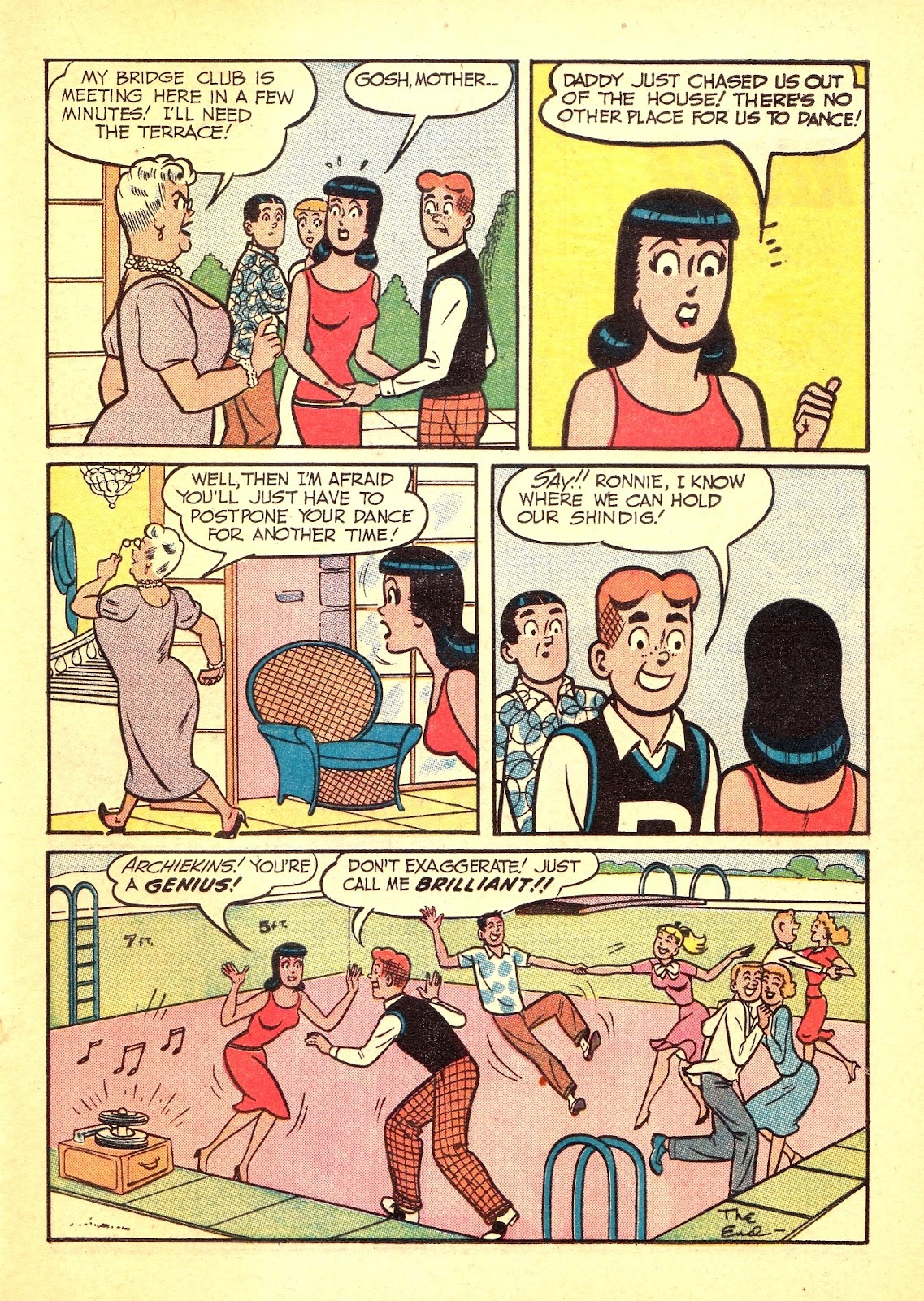 Read online Archie (1960) comic -  Issue #121 - 21