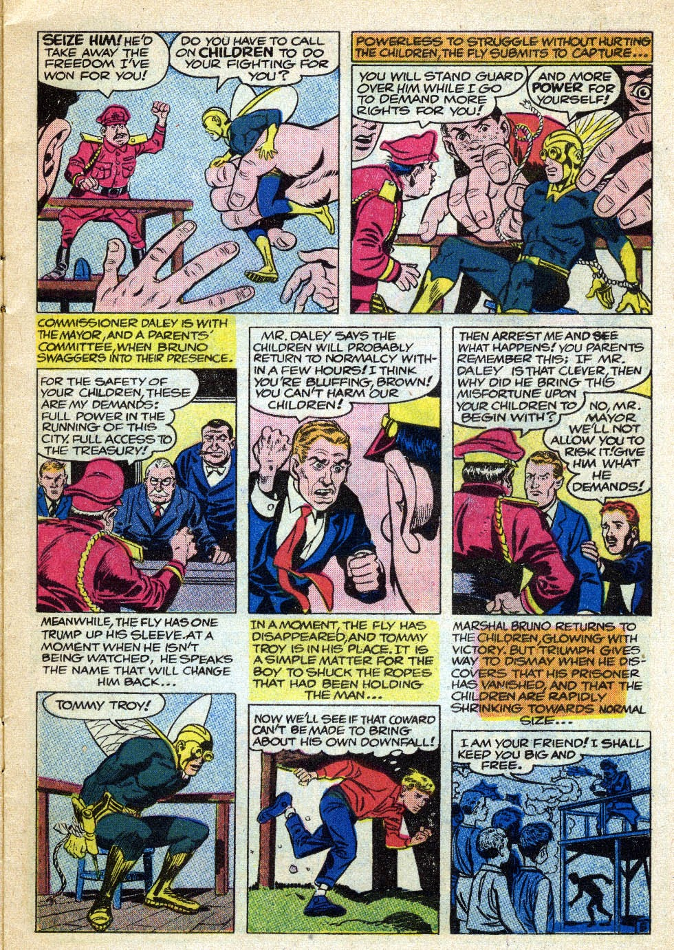 The Fly (1959) issue 3 - Page 7
