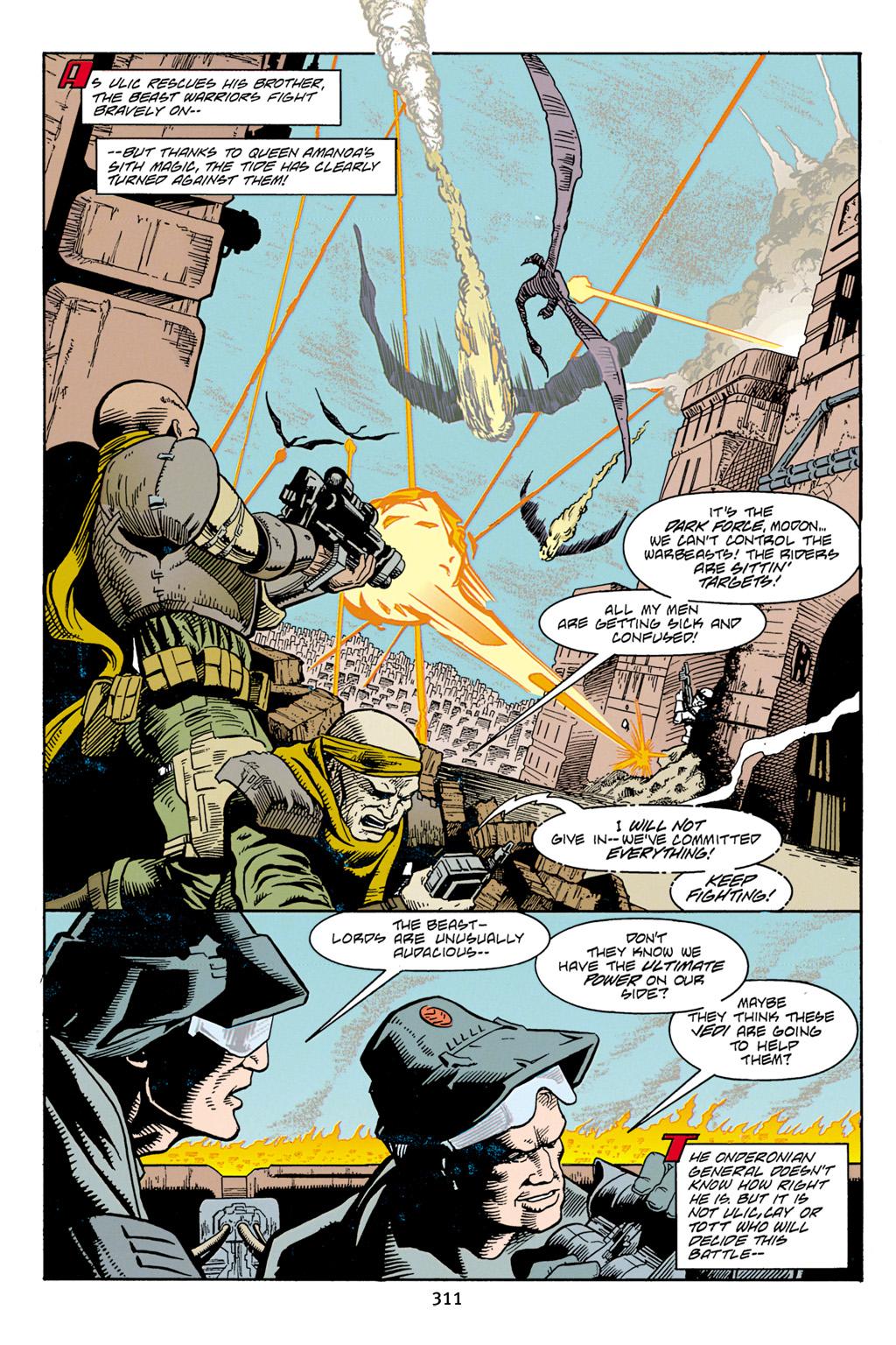 Read online Star Wars Omnibus comic -  Issue # Vol. 4 - 300
