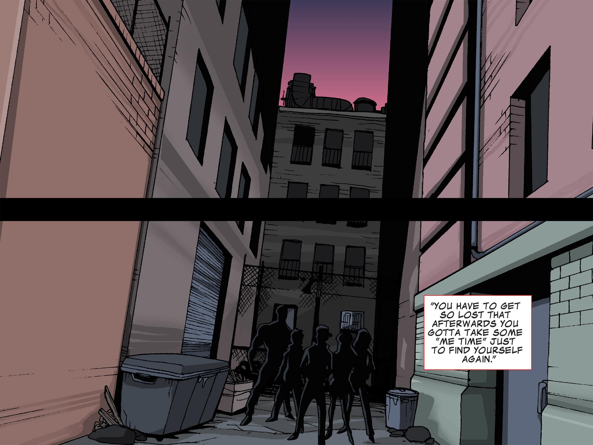 Read online Ultimate Spider-Man (Infinite Comics) (2015) comic -  Issue #21 - 32