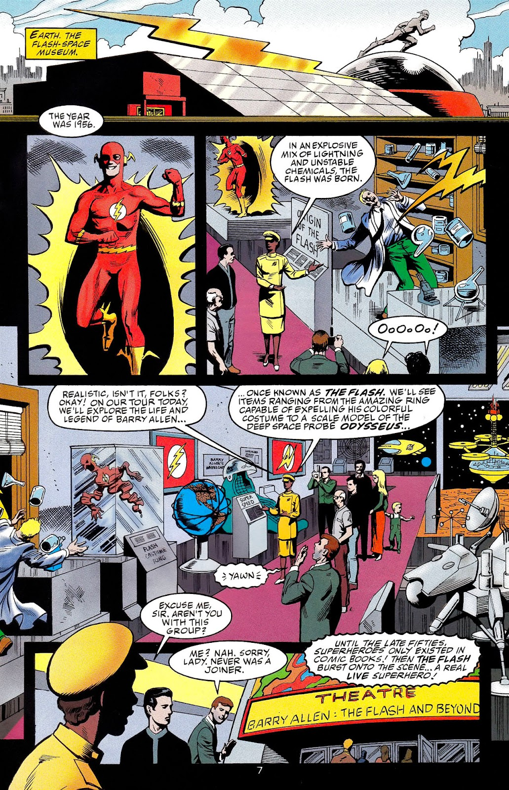 Read online Flashpoint (1999) comic -  Issue #1 - 11