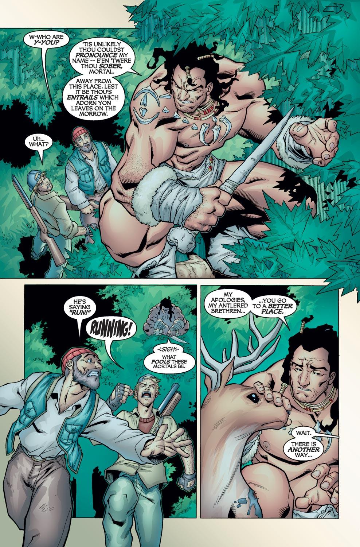 Read online Alpha Flight (2004) comic -  Issue #1 - 5