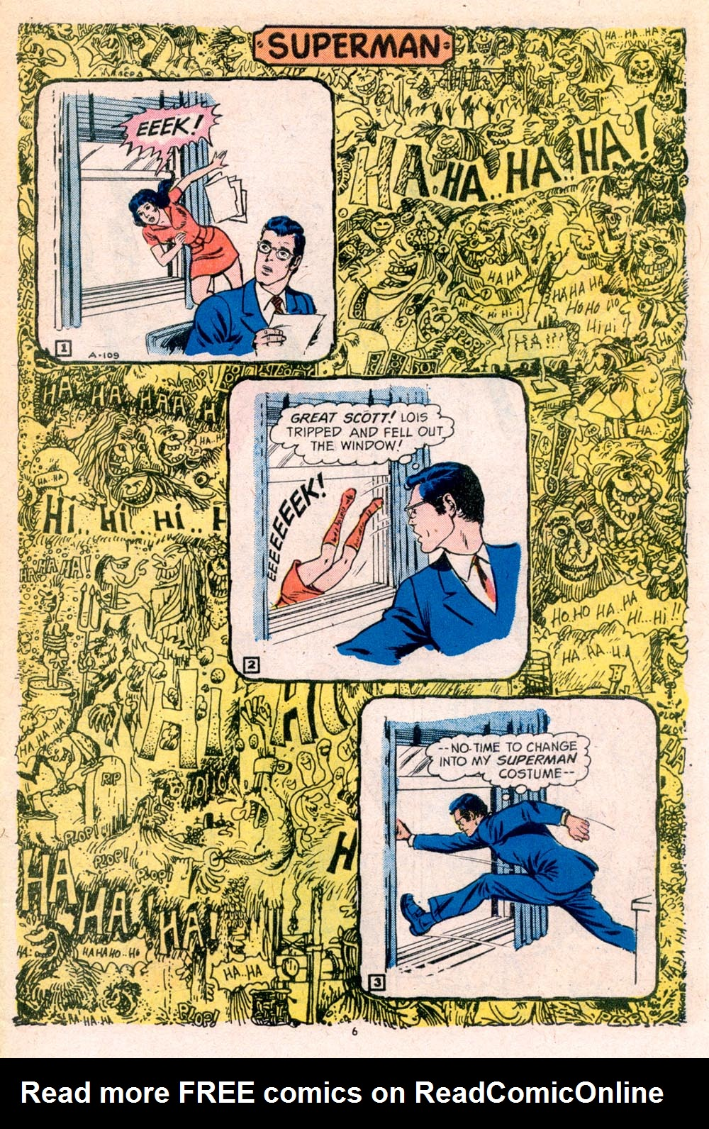 Read online Plop! comic -  Issue #5 - 7