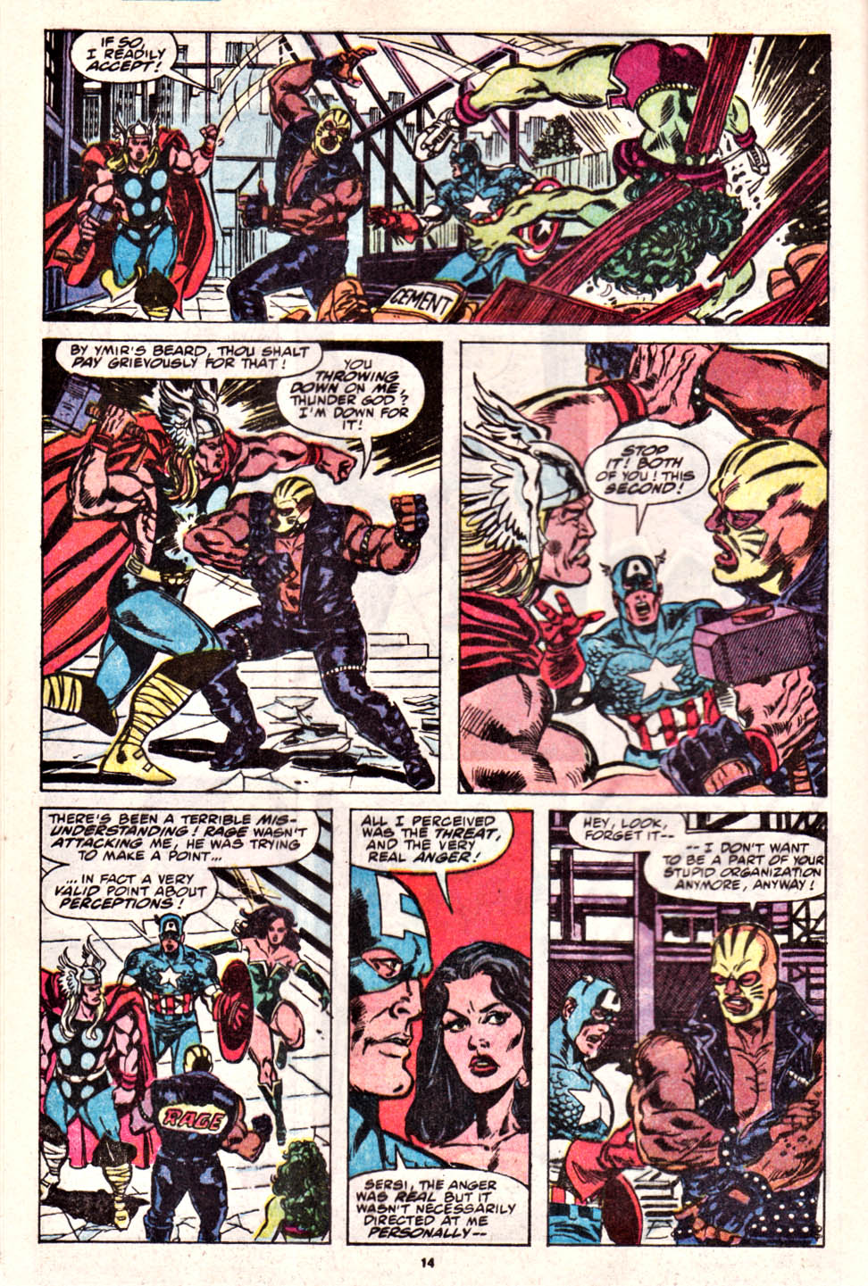 The Avengers (1963) 326 Page 11