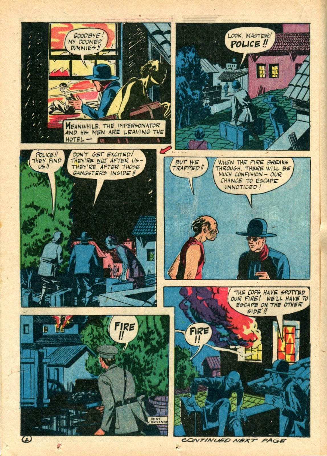 Read online Famous Funnies comic -  Issue #112 - 36