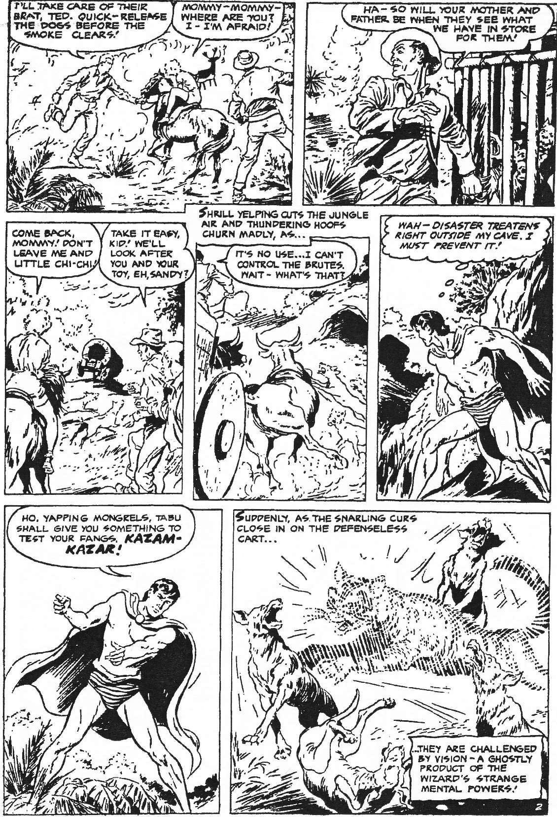 Read online Men of Mystery Comics comic -  Issue #84 - 170