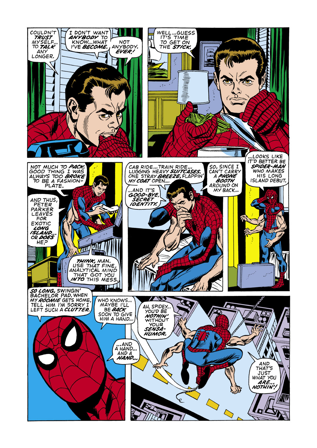The Amazing Spider-Man (1963) 101 Page 7