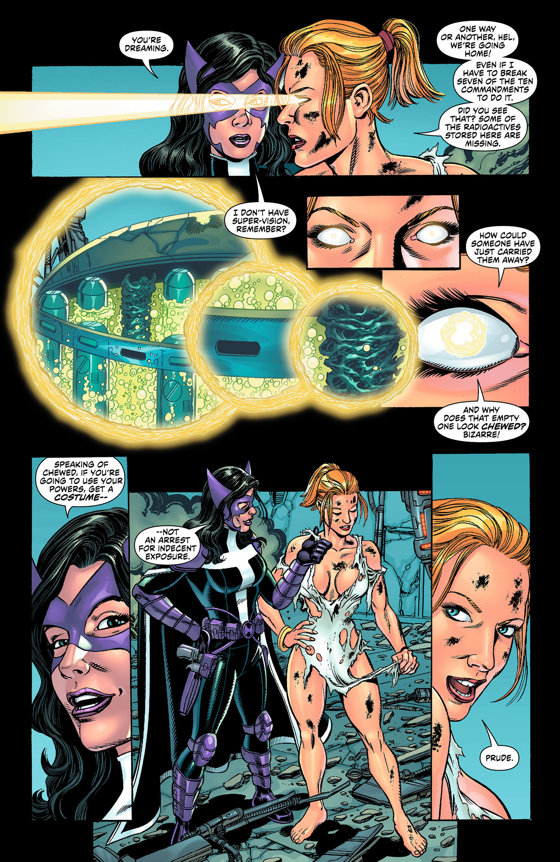 Read online Worlds' Finest comic -  Issue #1 - 9
