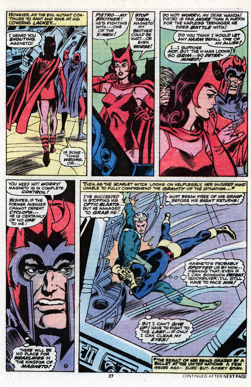 Marvel Triple Action (1972) issue 45 - Page 28