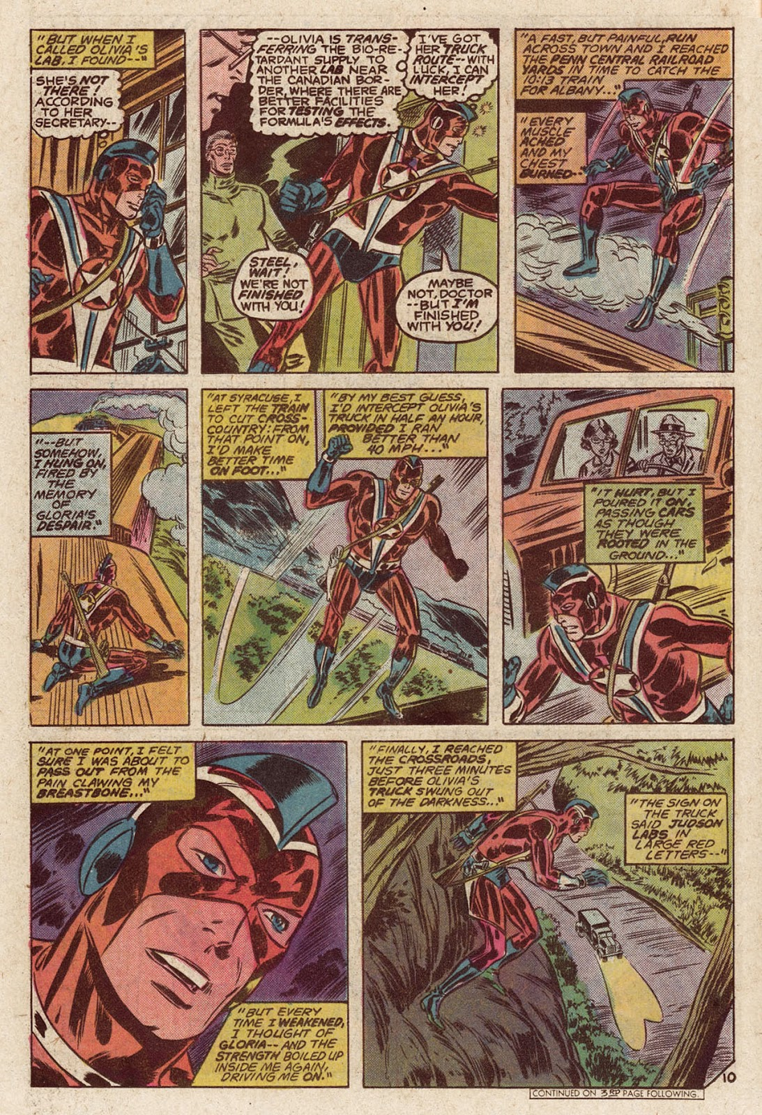 Steel, The Indestructible Man issue 5 - Page 14