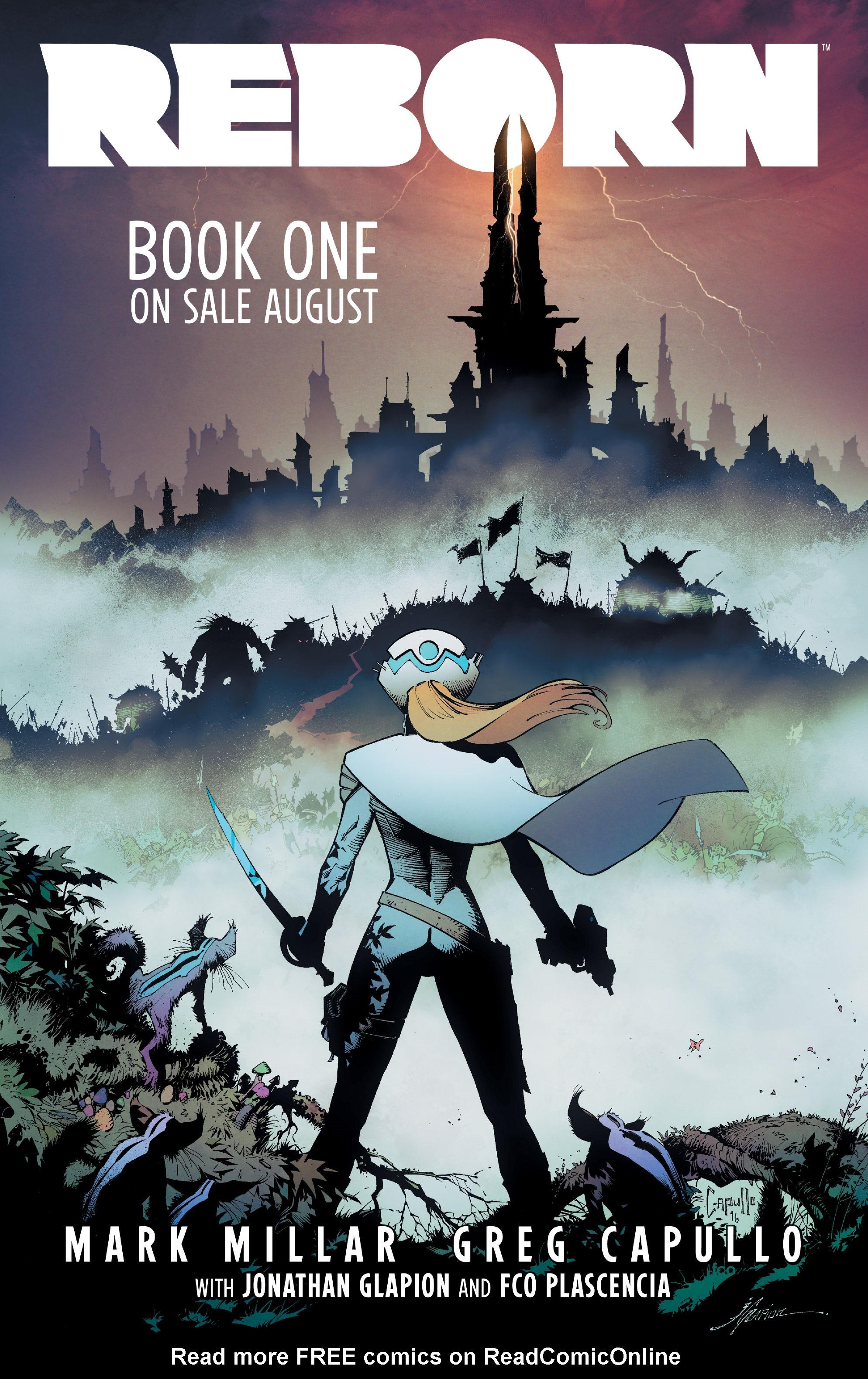 Read online Reborn comic -  Issue #6 - 45