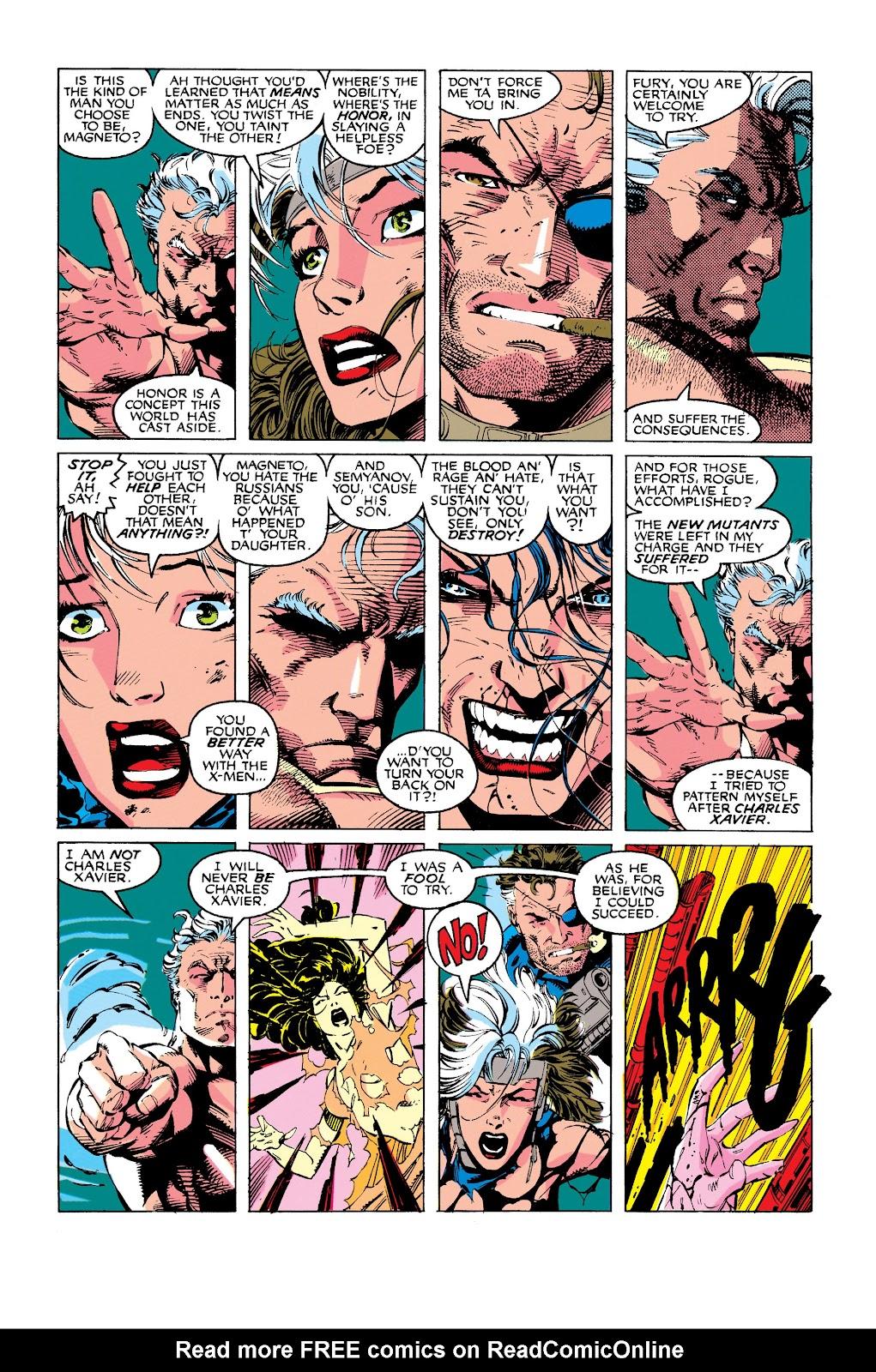 Uncanny X-Men (1963) issue 275 - Page 32