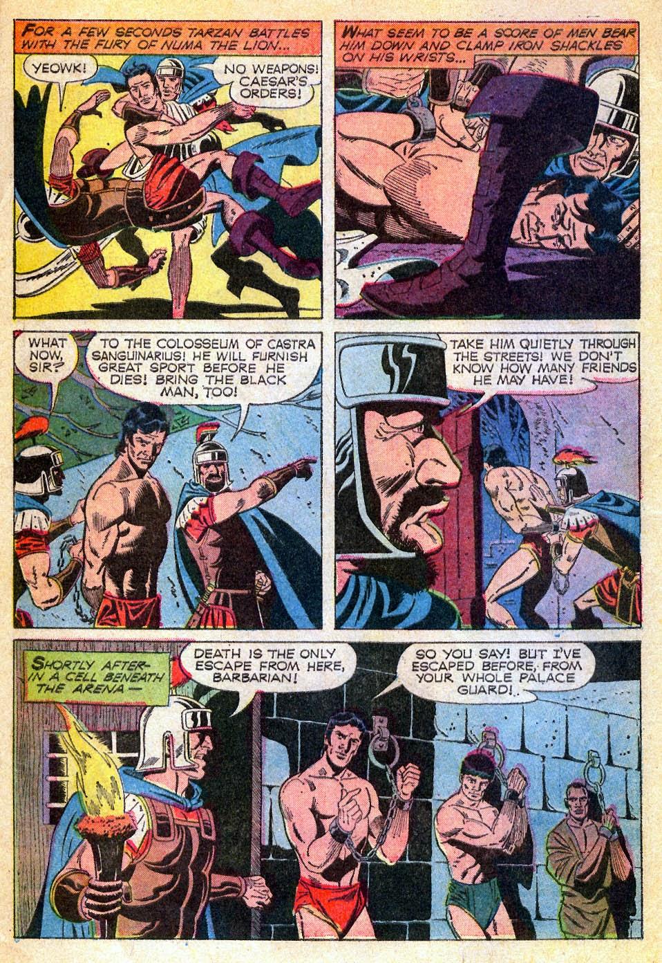 Tarzan (1962) issue 195 - Page 4