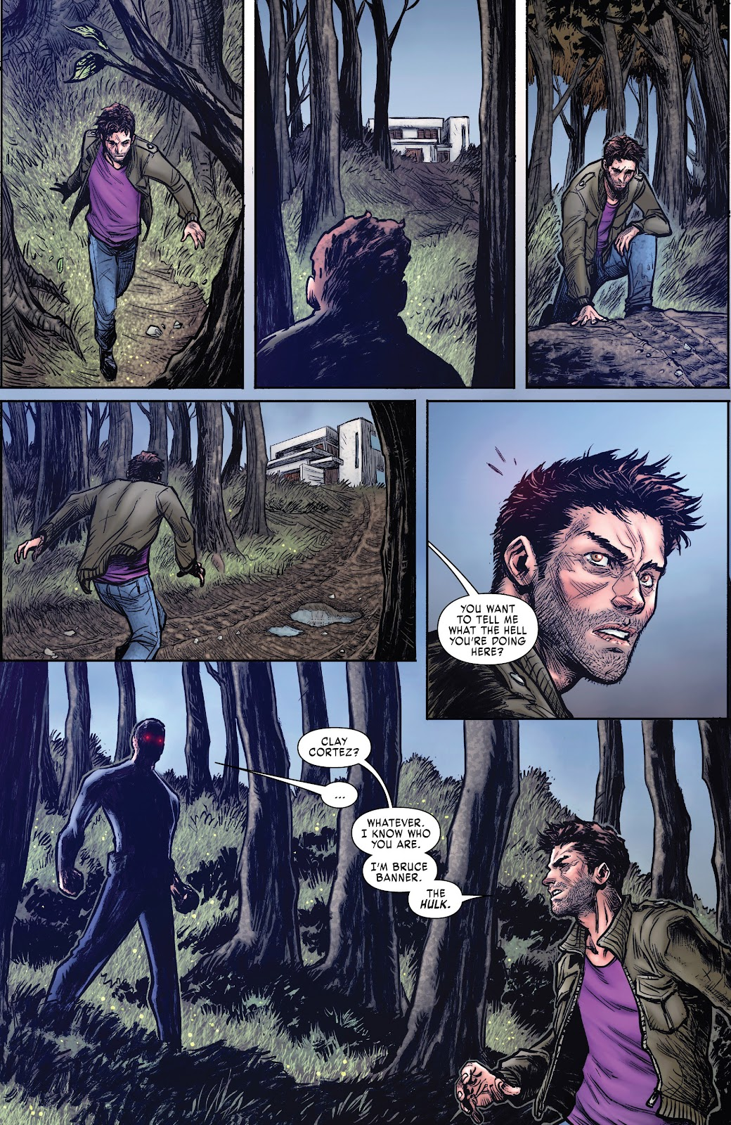 Read online Hulkverines comic -  Issue #1 - 14