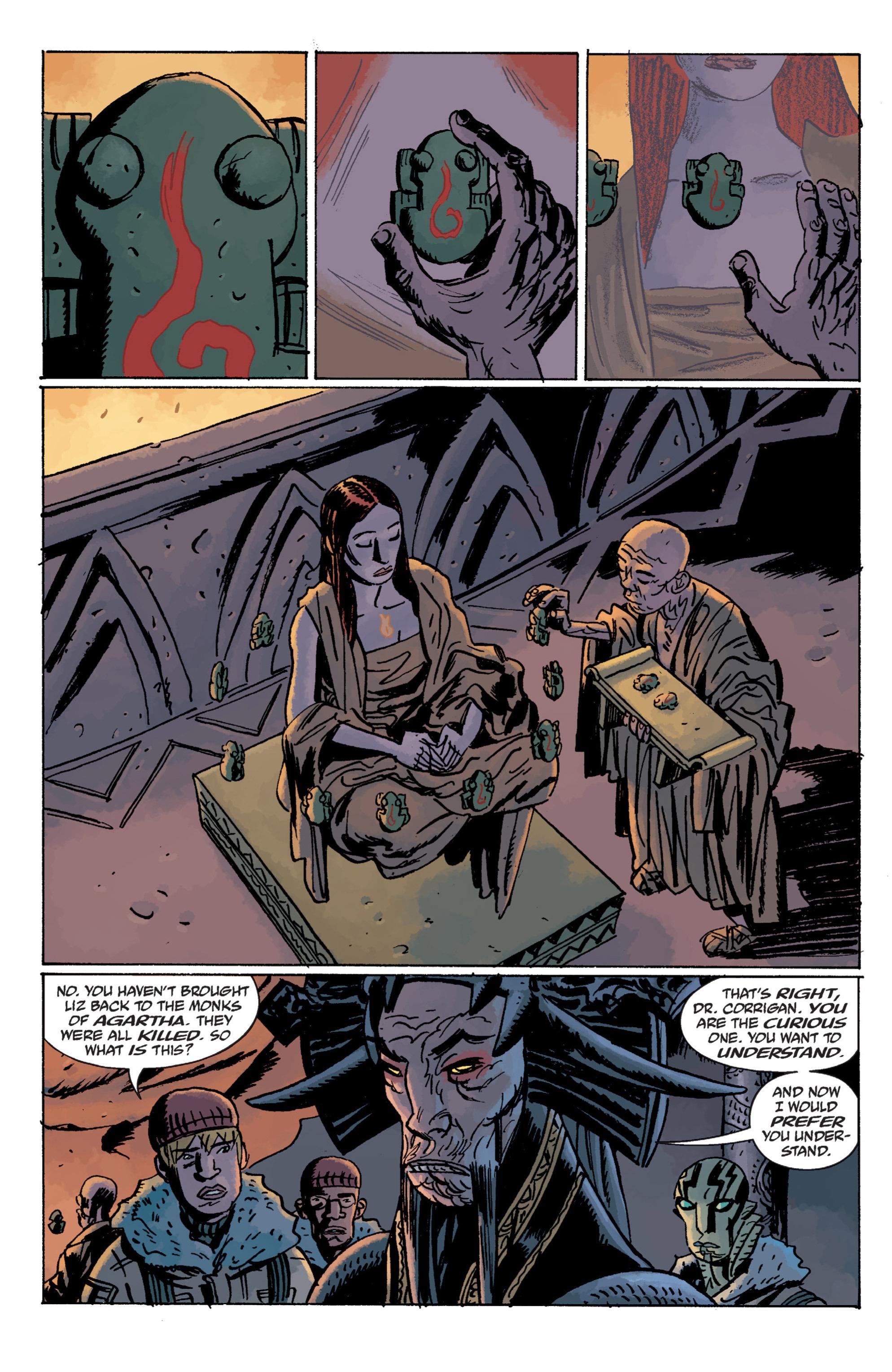 Read online B.P.R.D. (2003) comic -  Issue # TPB 11 - 70