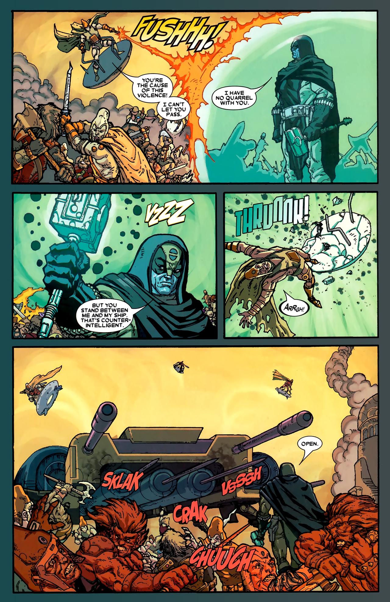 Read online Annihilation: Ronan comic -  Issue #1 - 13