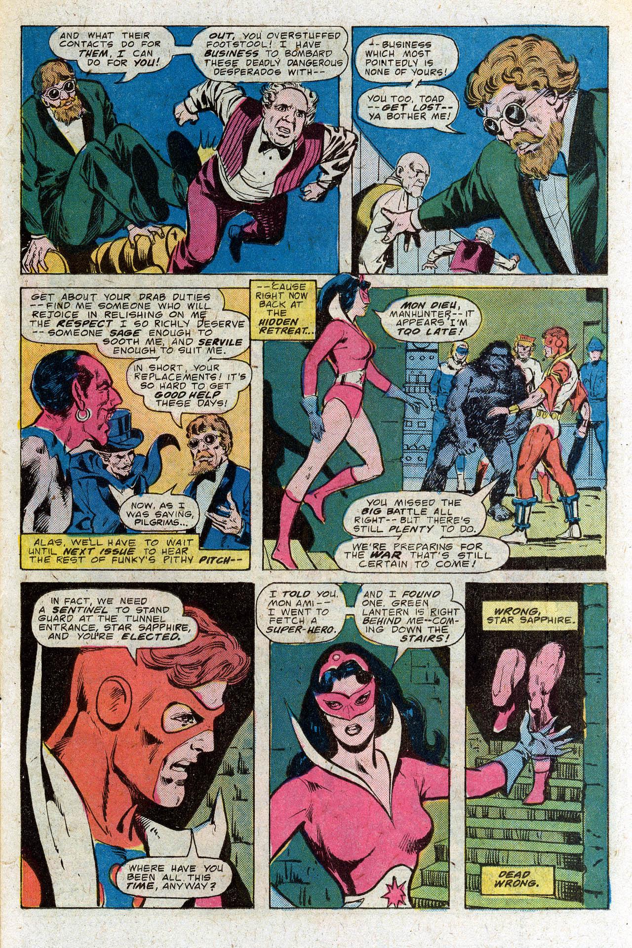 Read online Secret Society of Super-Villains comic -  Issue #4 - 15