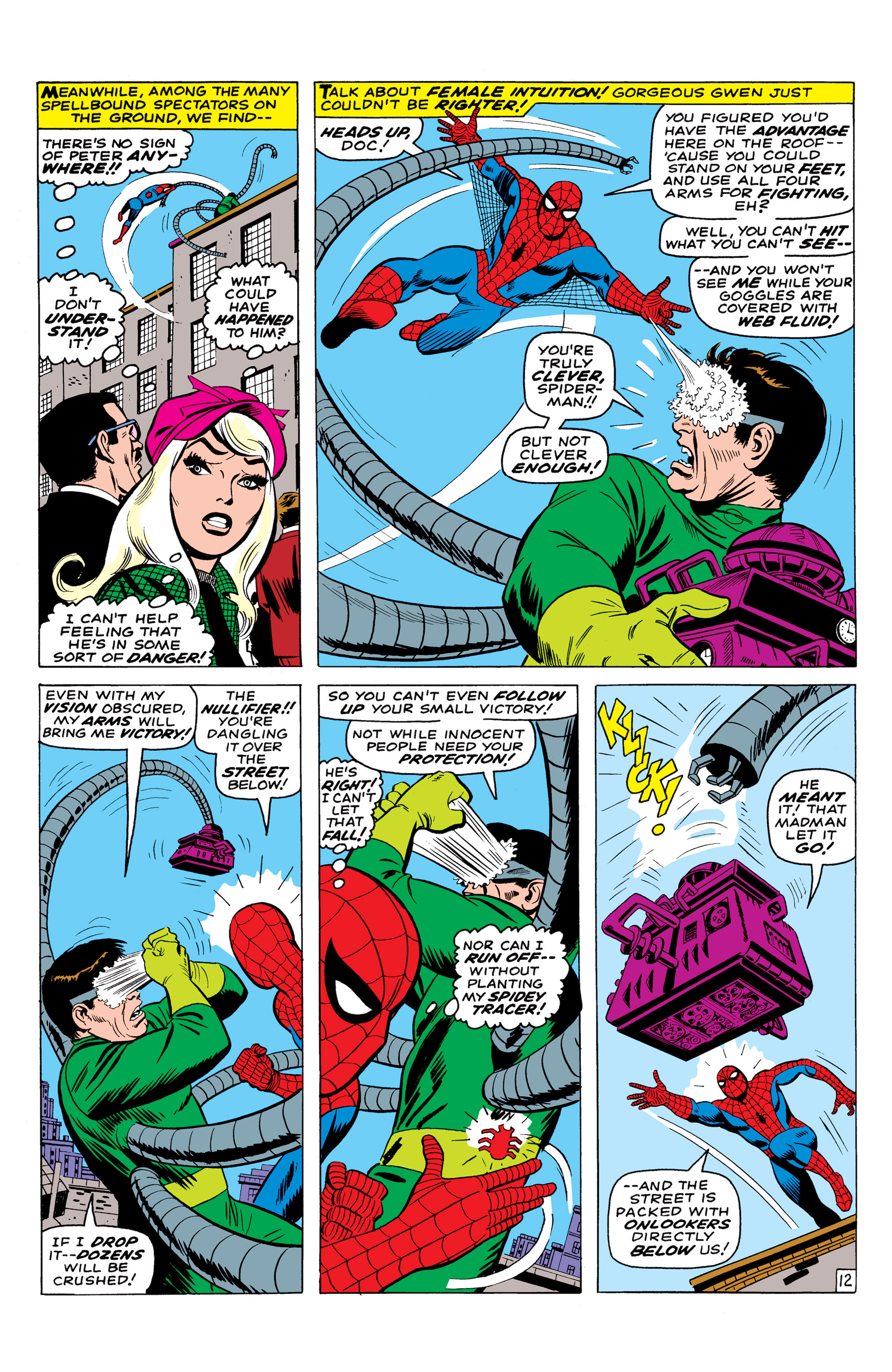 The Amazing Spider-Man (1963) 53 Page 12