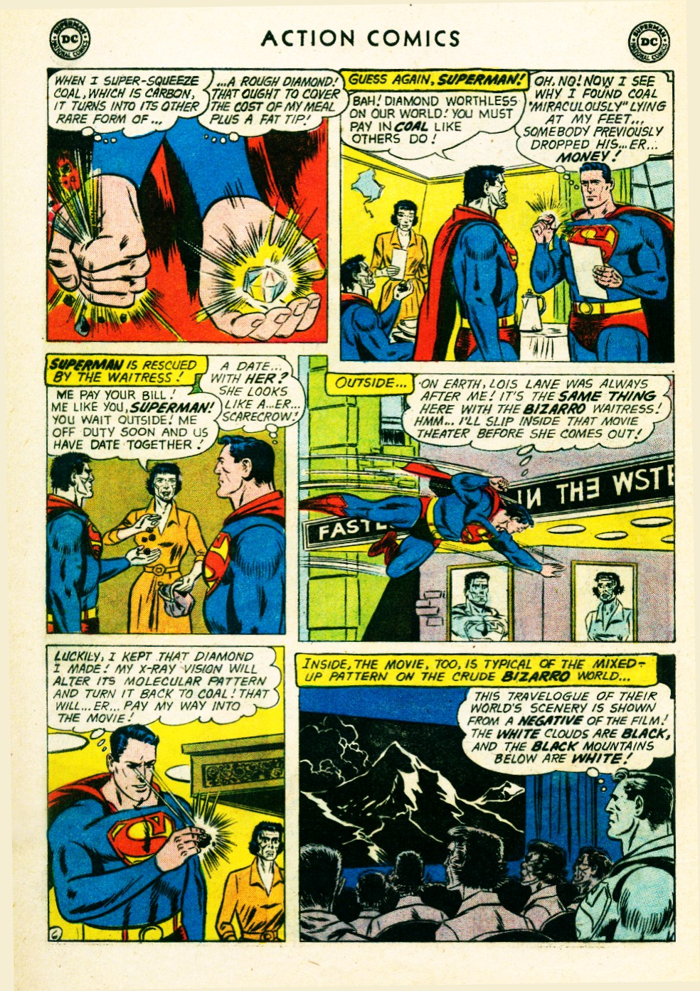 Read online Action Comics (1938) comic -  Issue #263 - 8