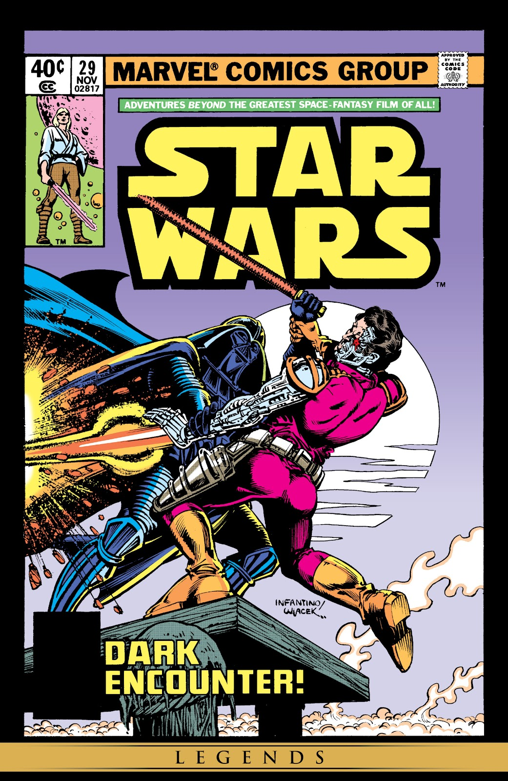 Read online Star Wars Legends: The Original Marvel Years - Epic Collection comic -  Issue # TPB 2 (Part 1) - 96
