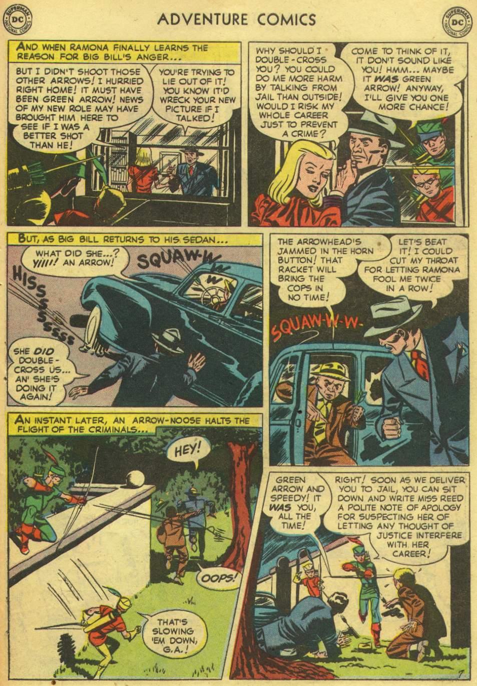 Read online Adventure Comics (1938) comic -  Issue #167 - 45