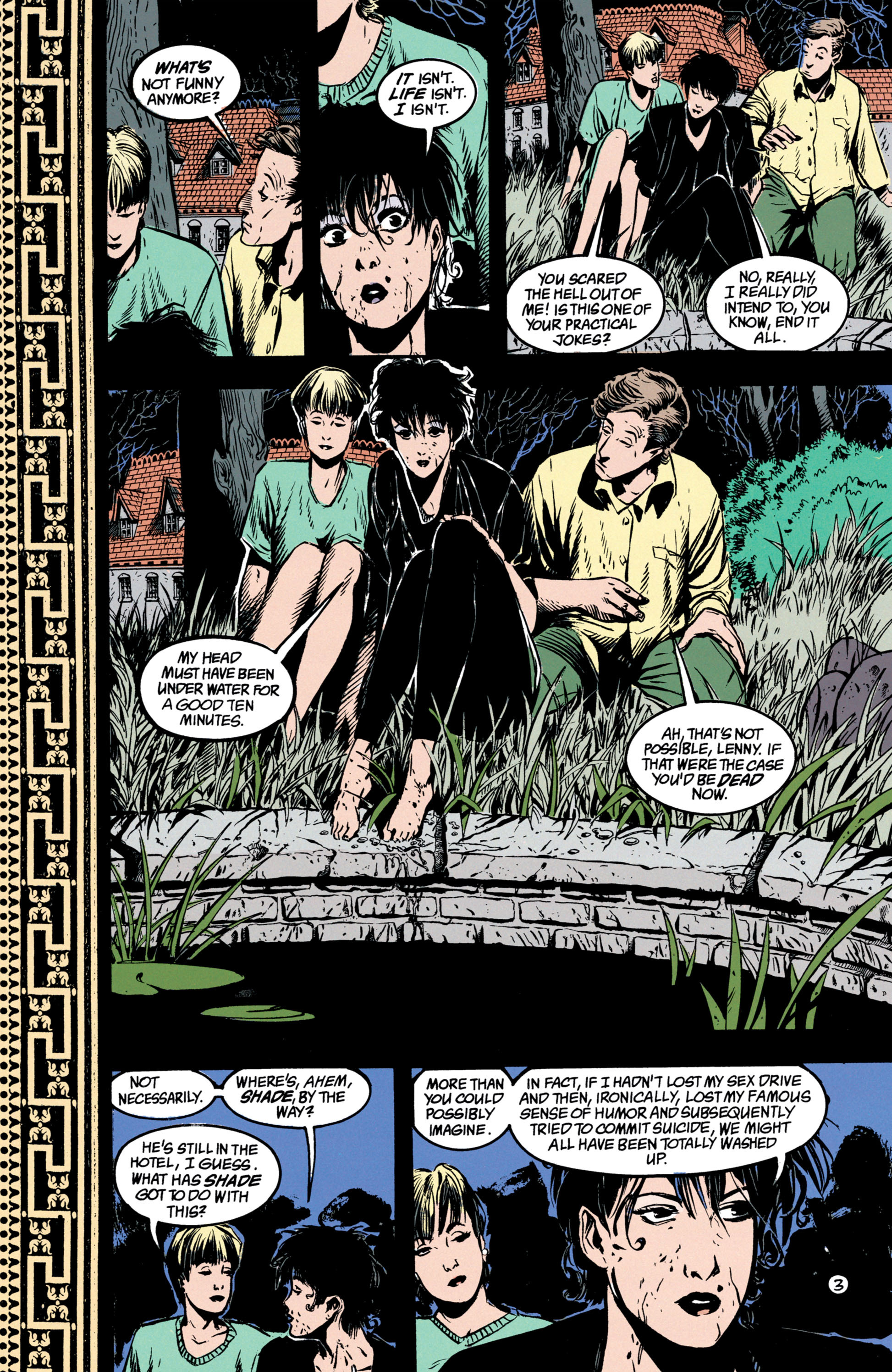 Read online Shade, the Changing Man comic -  Issue #39 - 4