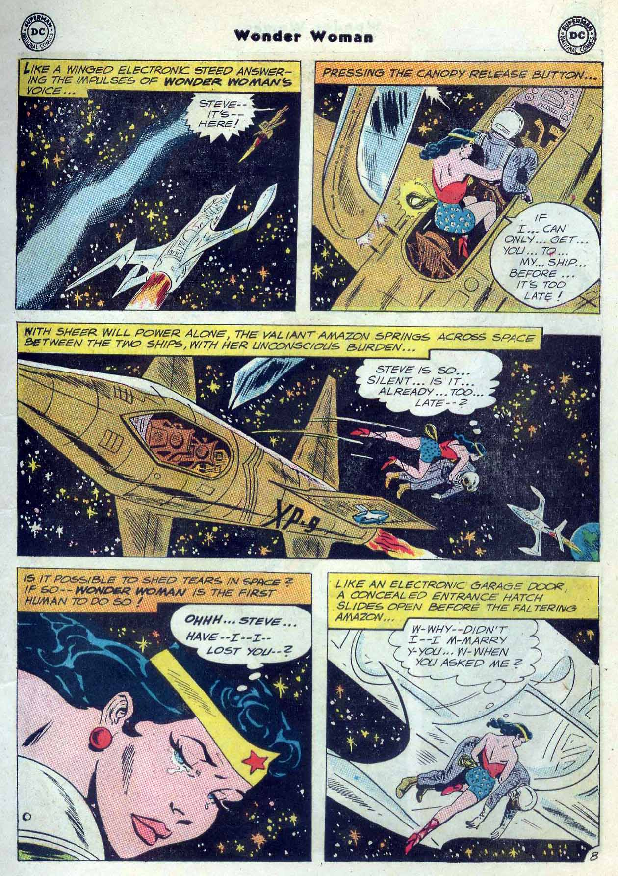 Read online Wonder Woman (1942) comic -  Issue #137 - 11