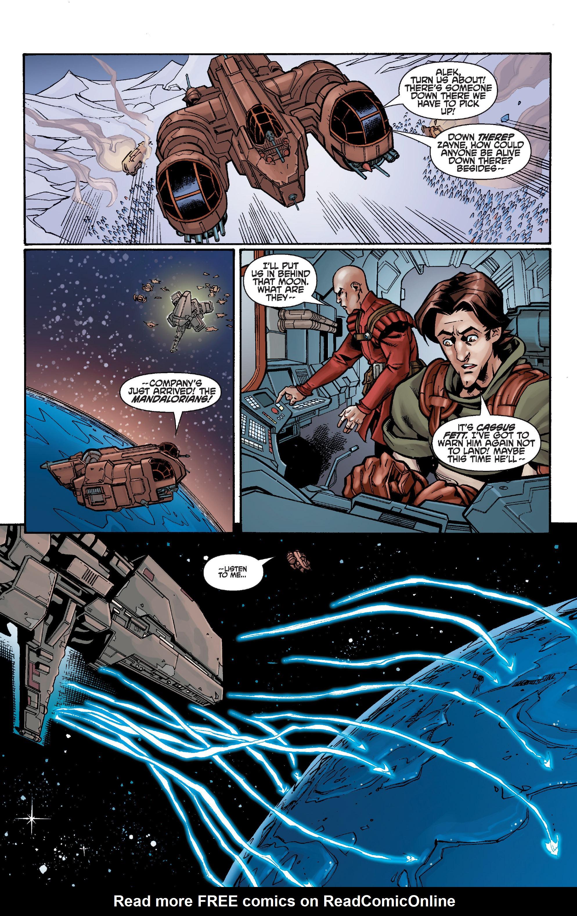 Read online Star Wars Omnibus comic -  Issue # Vol. 32 - 229
