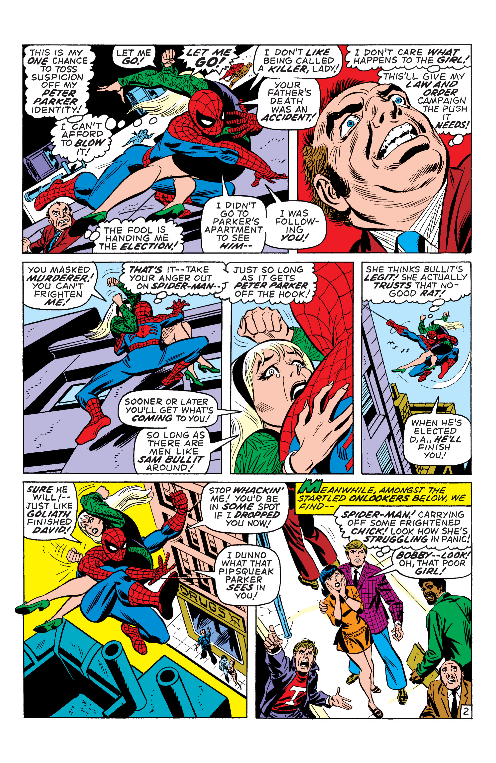 The Amazing Spider-Man (1963) 92 Page 2