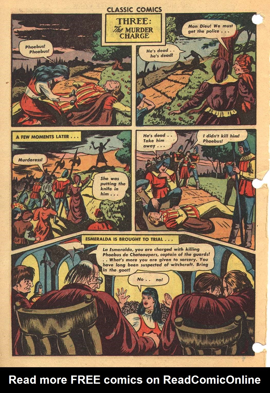 Classics Illustrated issue 18 - Page 33