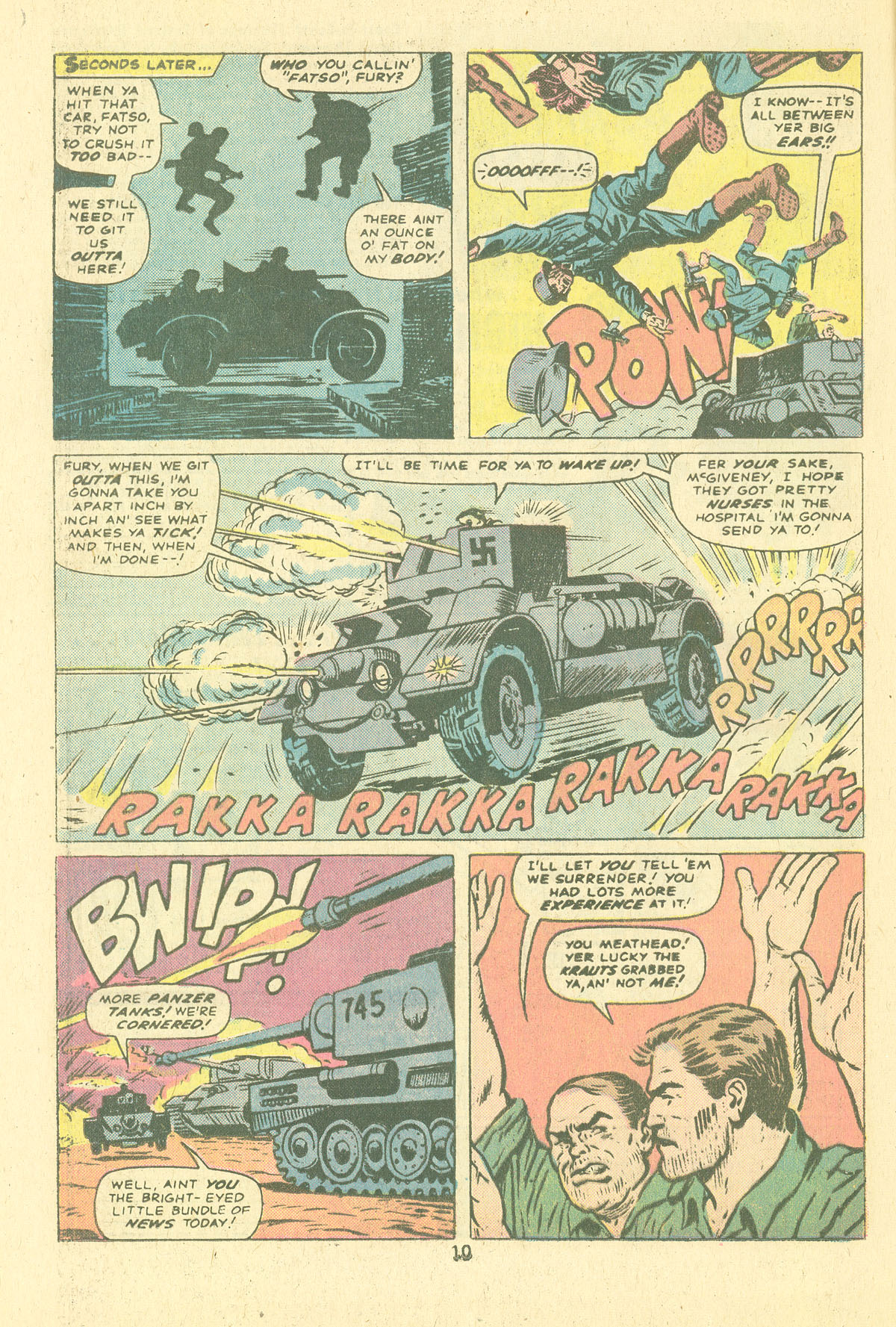Read online Sgt. Fury comic -  Issue #124 - 12