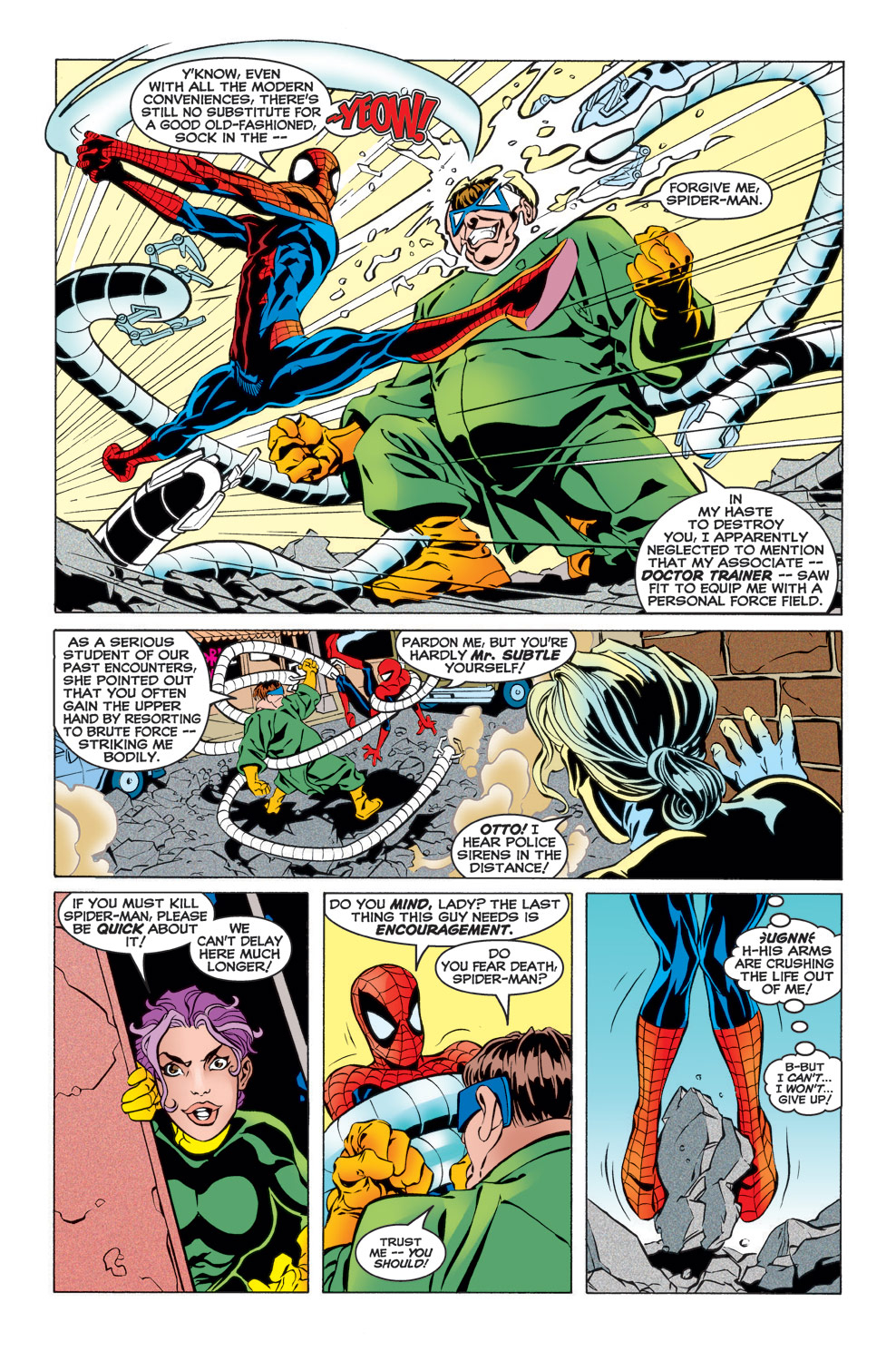 The Amazing Spider-Man (1963) 428 Page 8