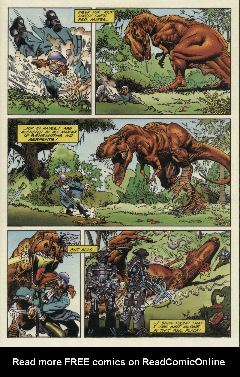 Read online Turok, Dinosaur Hunter (1993) comic -  Issue #13 - 7
