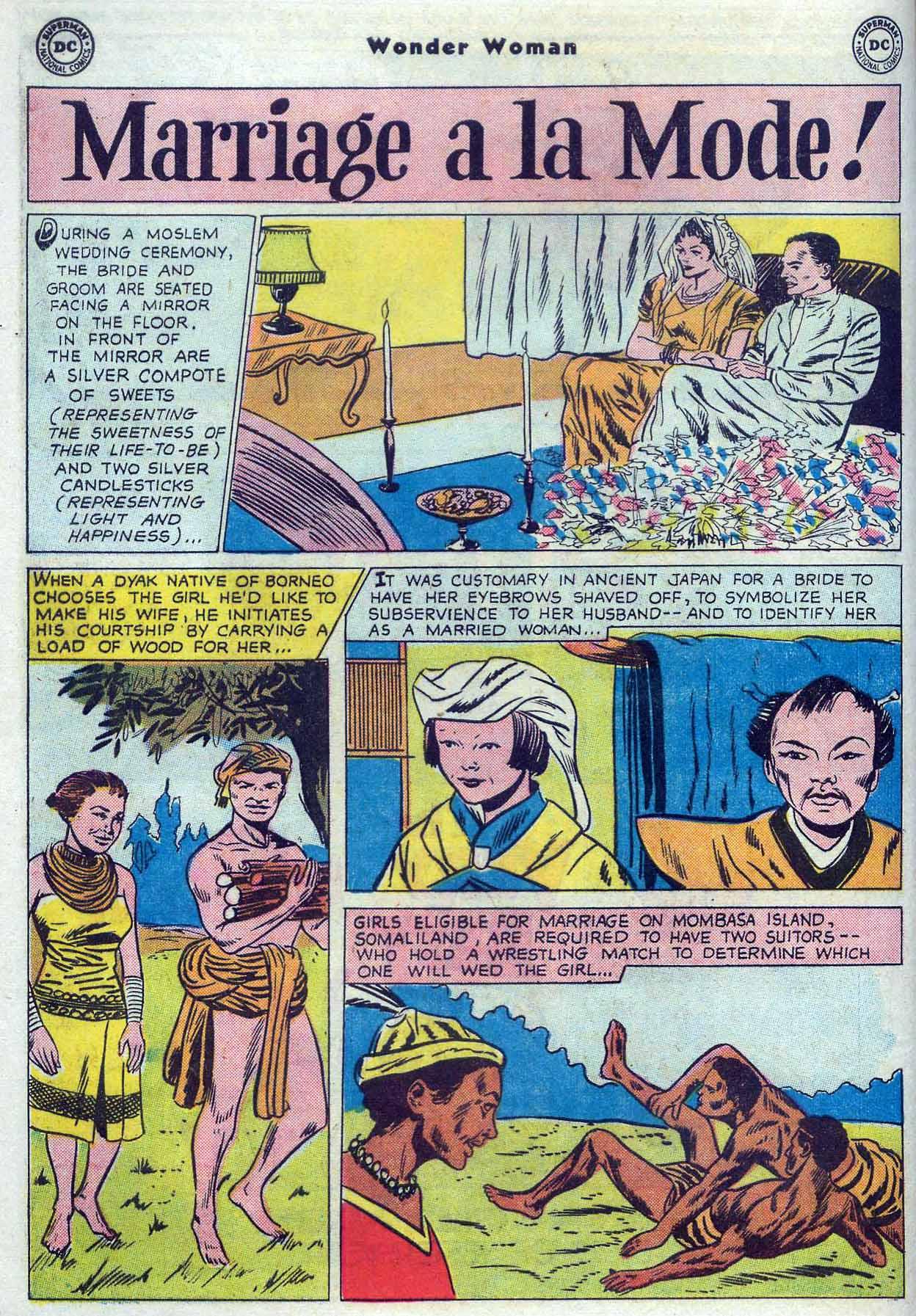 Read online Wonder Woman (1942) comic -  Issue #116 - 16