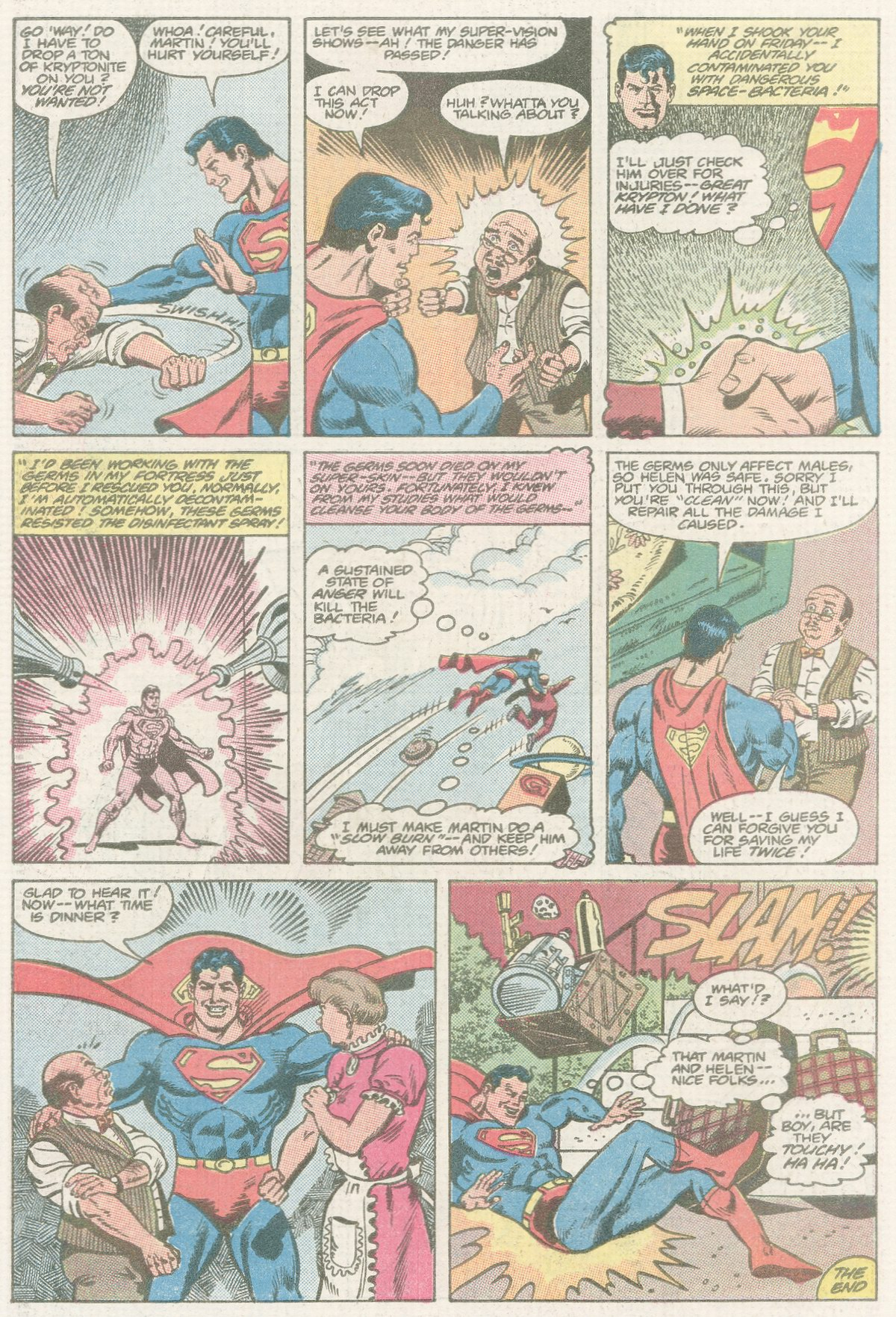 Read online Action Comics (1938) comic -  Issue #570 - 27