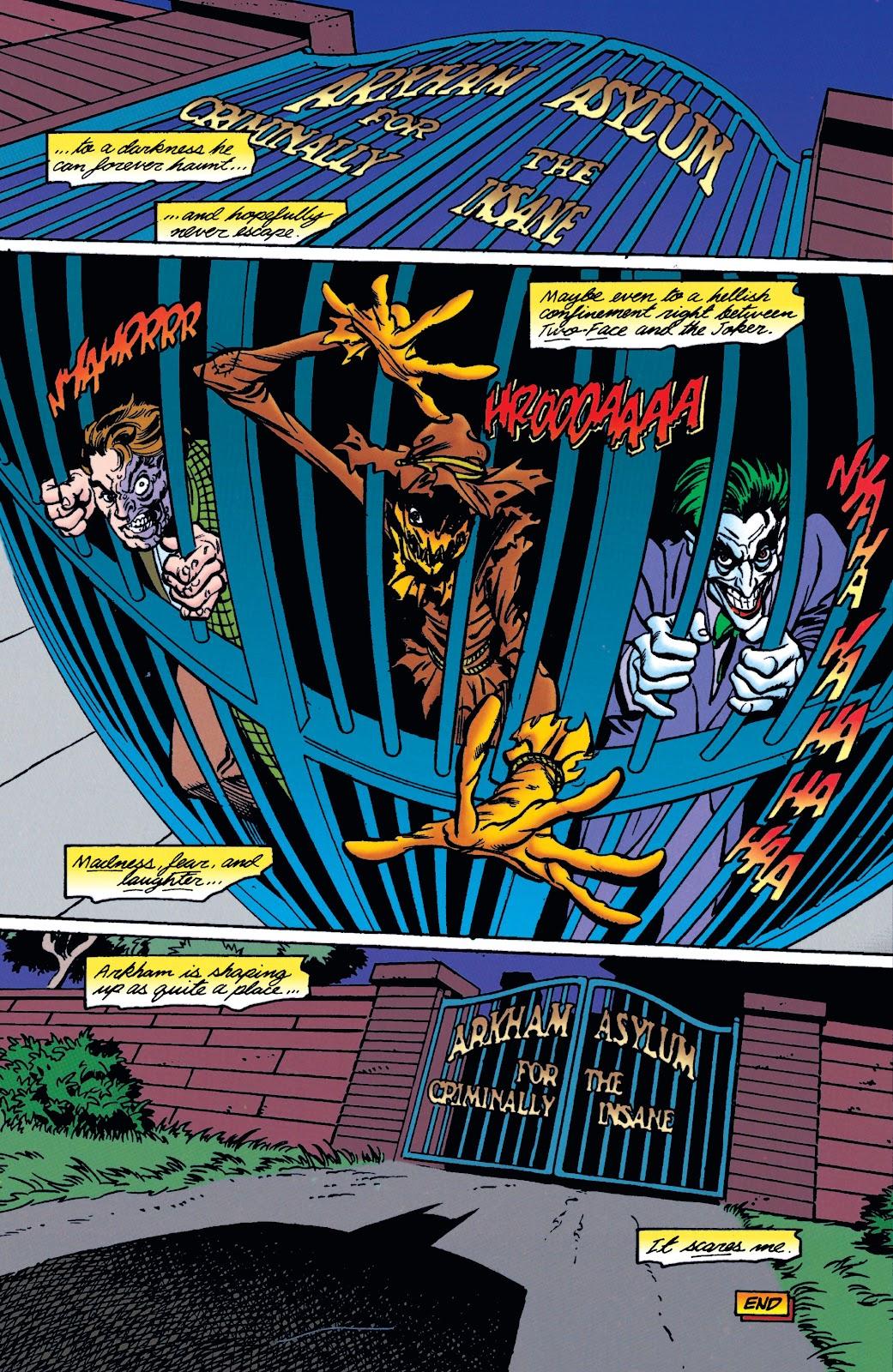 Read online Batman Arkham: Scarecrow comic -  Issue # TPB (Part 2) - 86