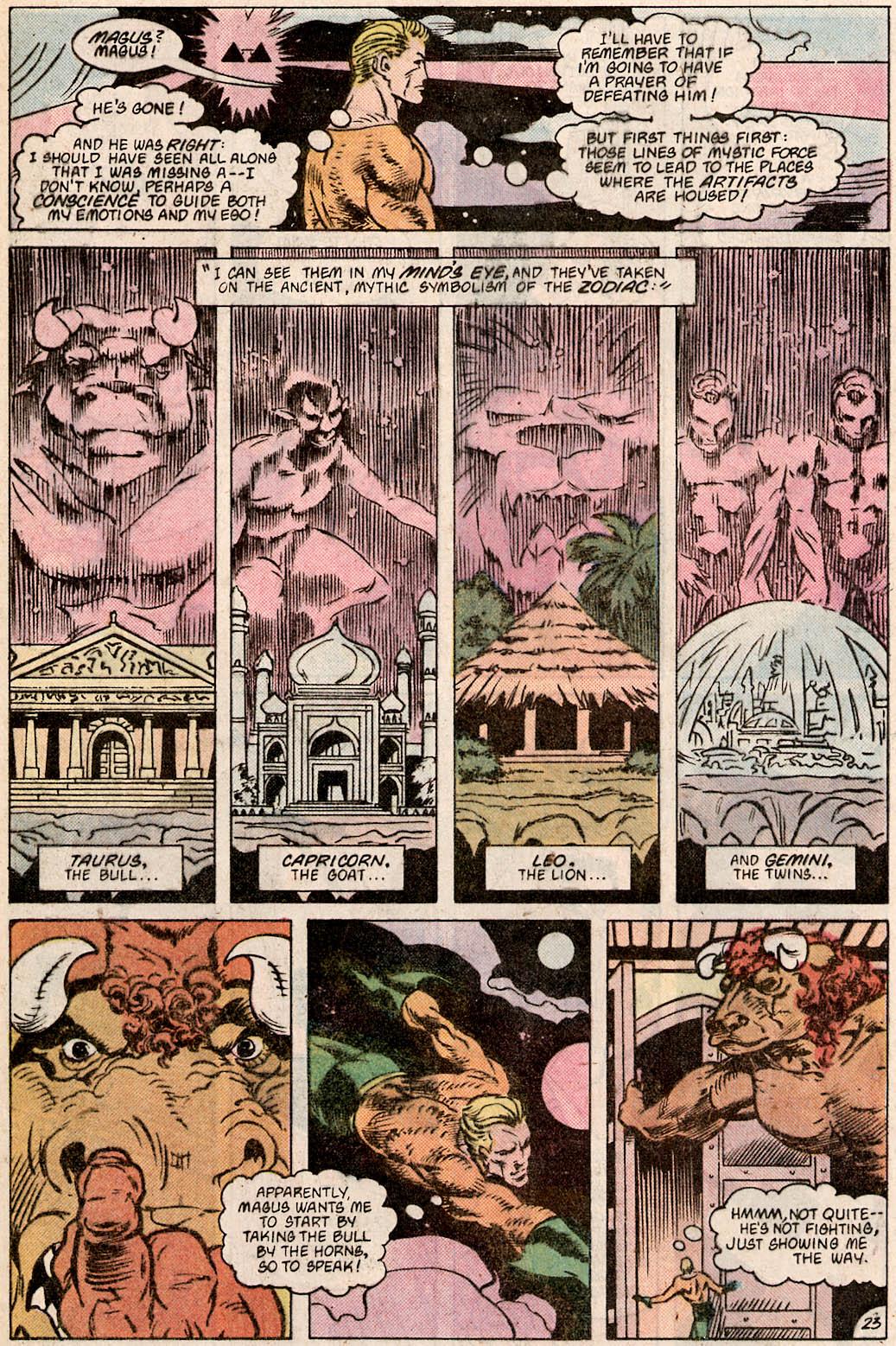 Read online Aquaman Special comic -  Issue #Aquaman Special Full - 24