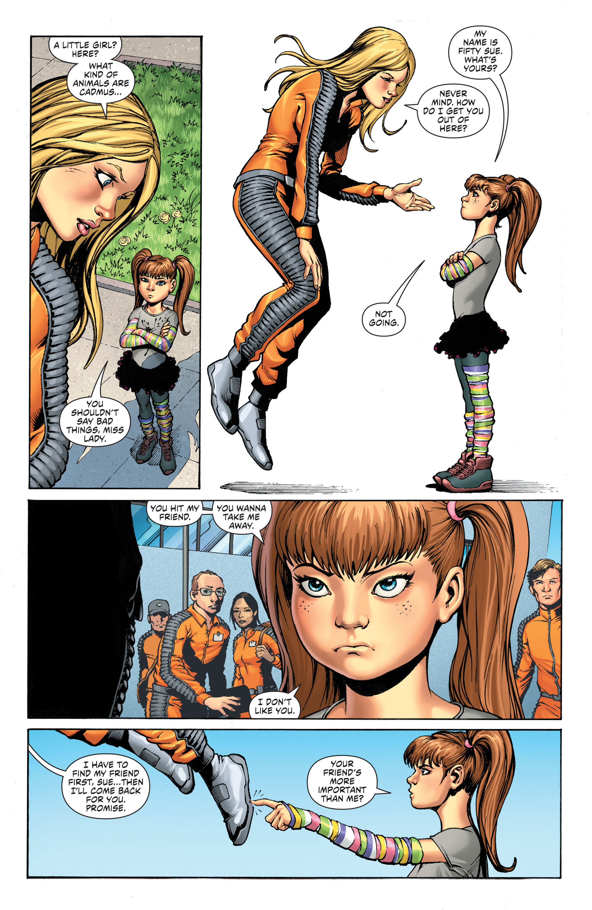 Read online Worlds' Finest: Futures End comic -  Issue # Full - 14