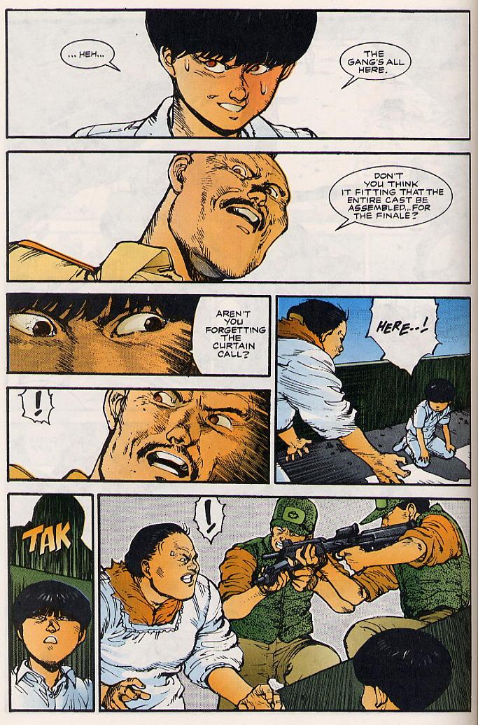 Read online Akira comic -  Issue #15 - 61