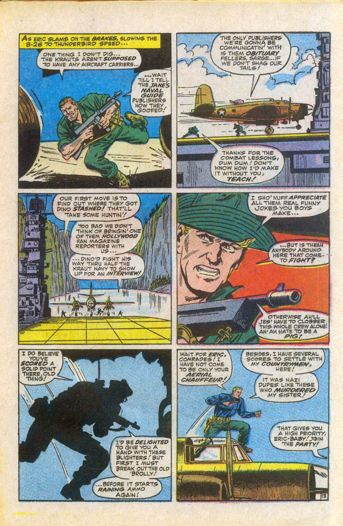 Read online Sgt. Fury comic -  Issue #58 - 19