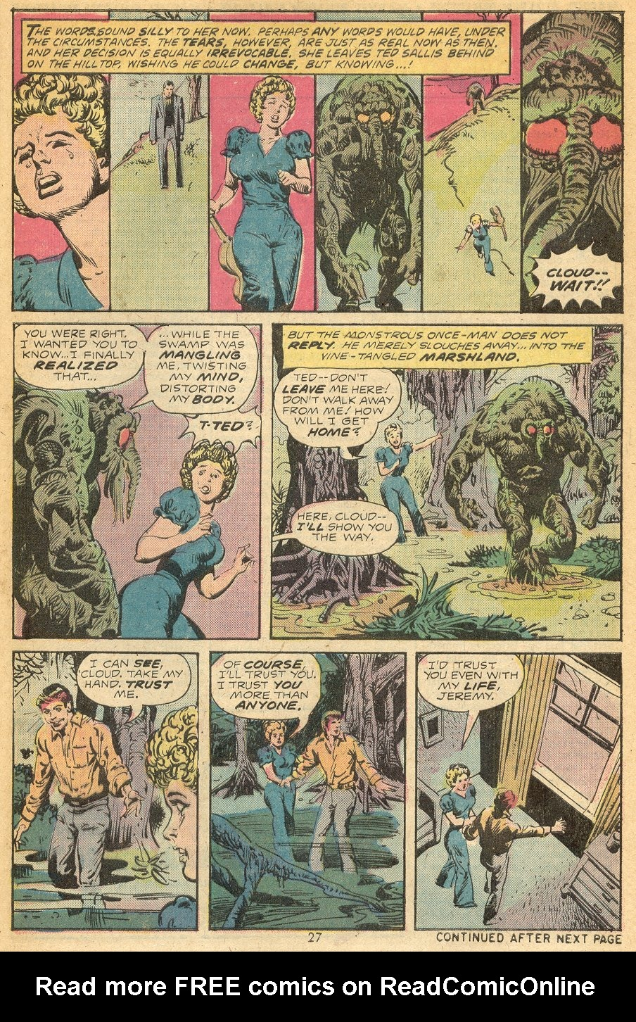 Man-Thing (1974) issue 15 - Page 17
