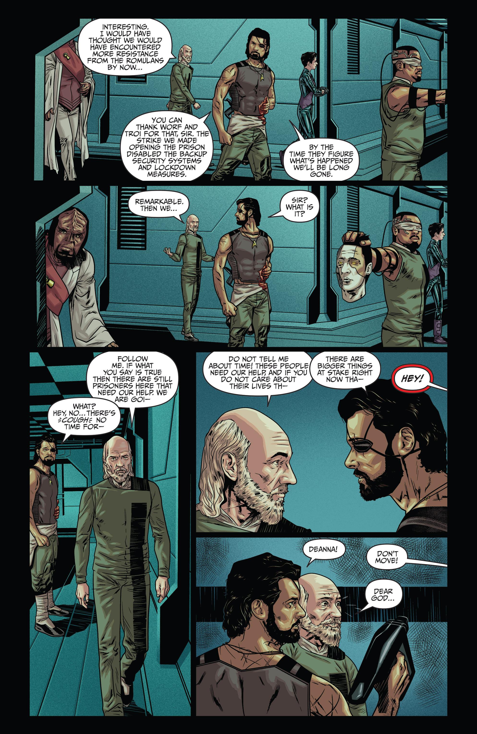 Read online Star Trek: Deviations comic -  Issue # Full - 18