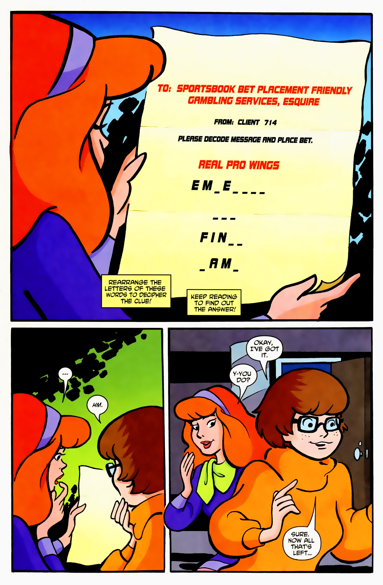 Read online Scooby-Doo (1997) comic -  Issue #130 - 13