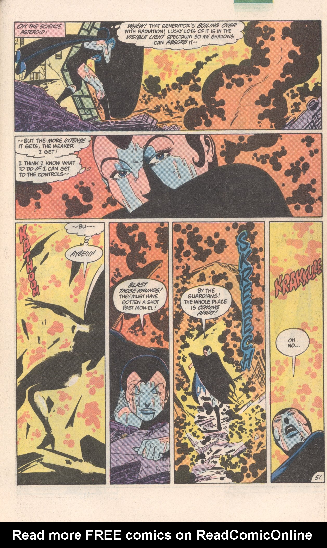 Legion of Super-Heroes (1980) 300 Page 51