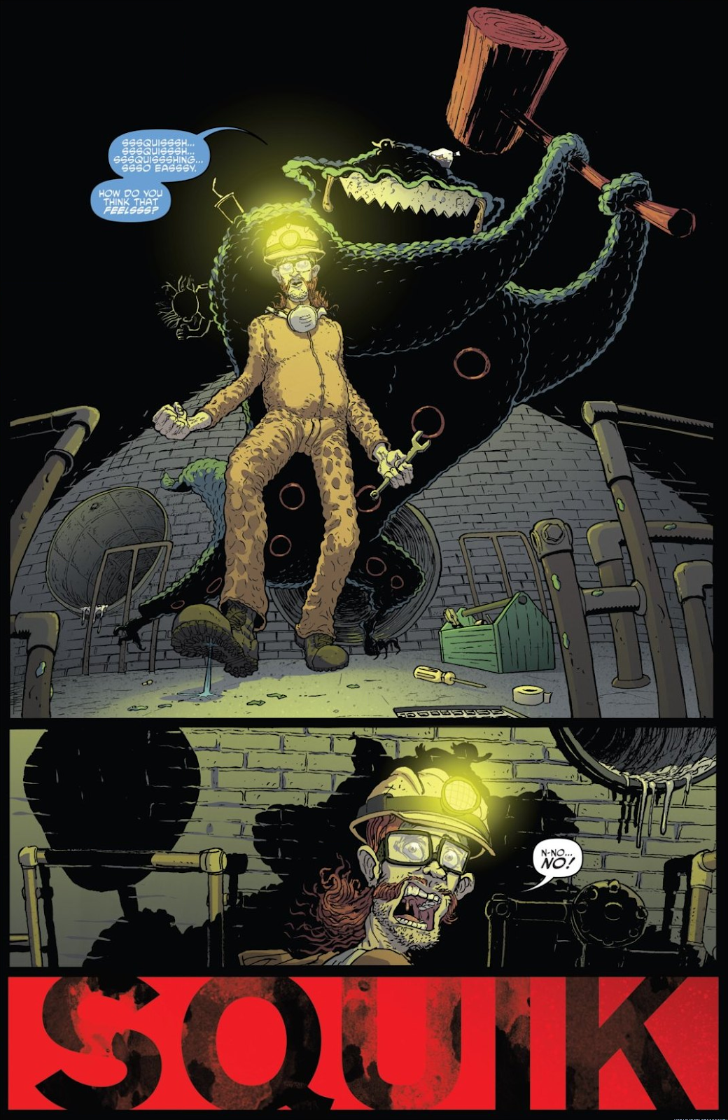 Read online Teenage Mutant Ninja Turtles: The IDW Collection comic -  Issue # TPB 8 (Part 3) - 70