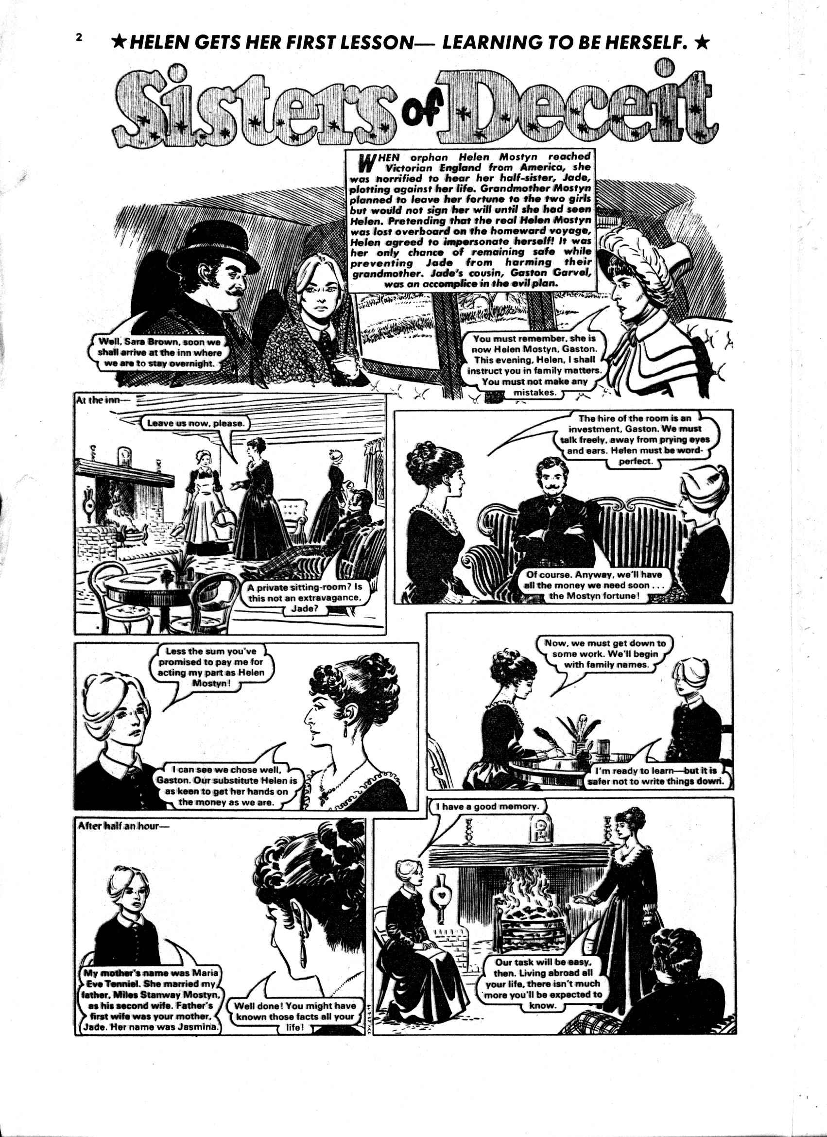 Read online Judy comic -  Issue #15 - 2