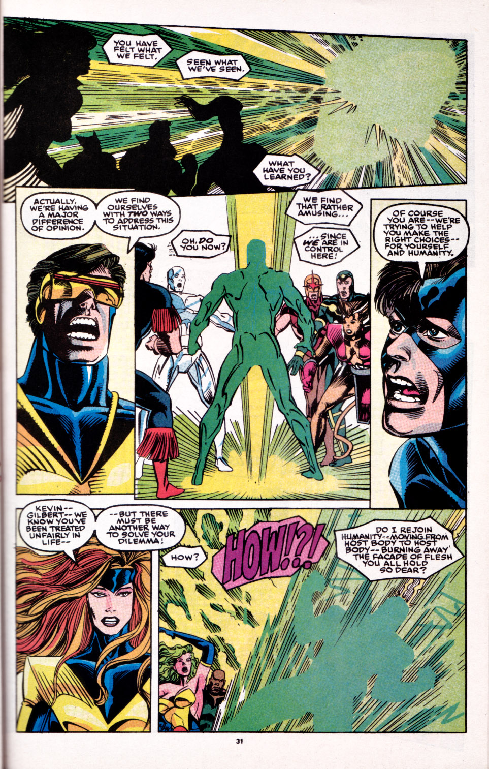 Read online X-Factor (1986) comic -  Issue # _ Annual 6 - 27
