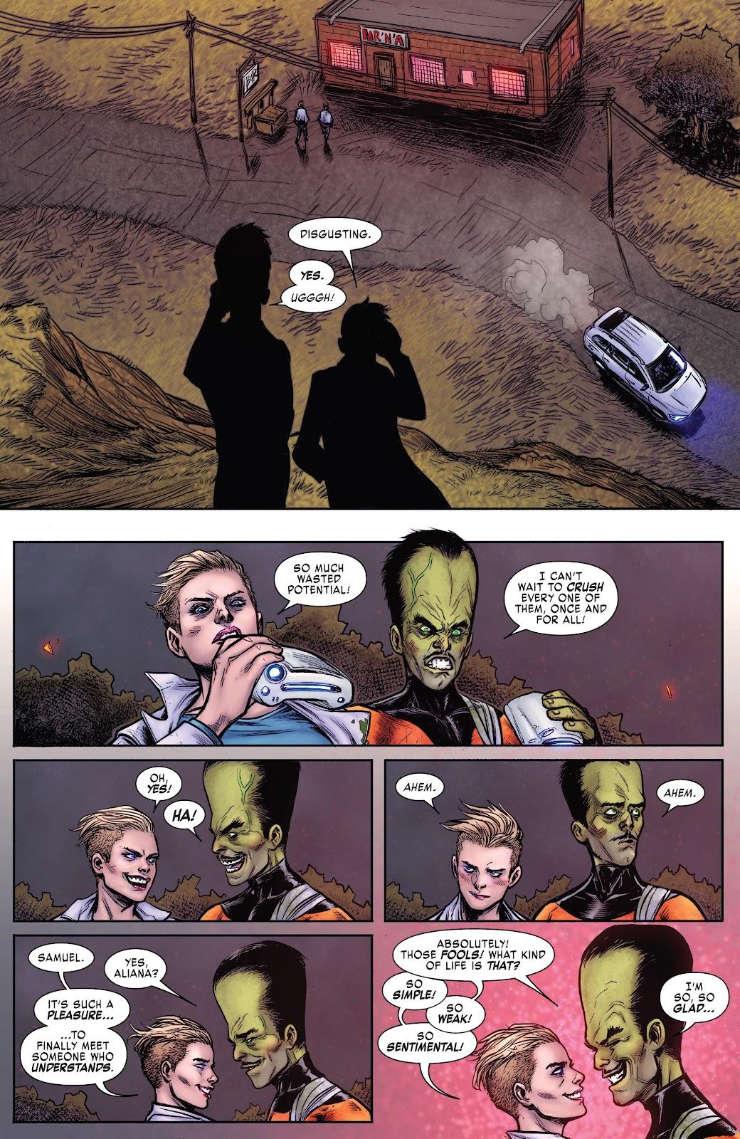 Read online Hulkverines comic -  Issue #3 - 31