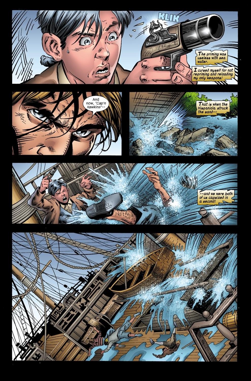 Read online Treasure Island comic -  Issue #4 - 22